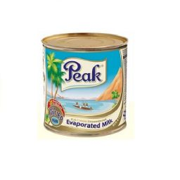 Peak Evaporated Full Cream Milk Tin 160g