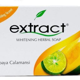 Extract Whitening Herbal Soap 125g
