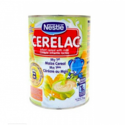 Nestle Cerelac Maize With Milk (after 6 Months) 400g