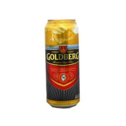 Goldberg Beer Can 50cl
