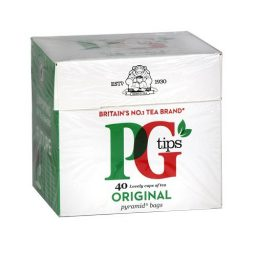 The Original Pg Tips Tea (40 Bags) 116g