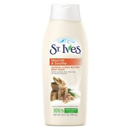 St. Ives Oatmeal And Shea Butter Body Wash 709ml