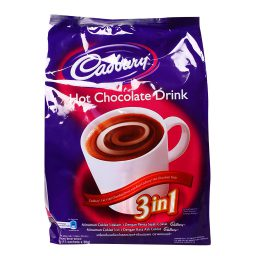 Cadbury Hot Chocolate Drink 3 In 1 30g