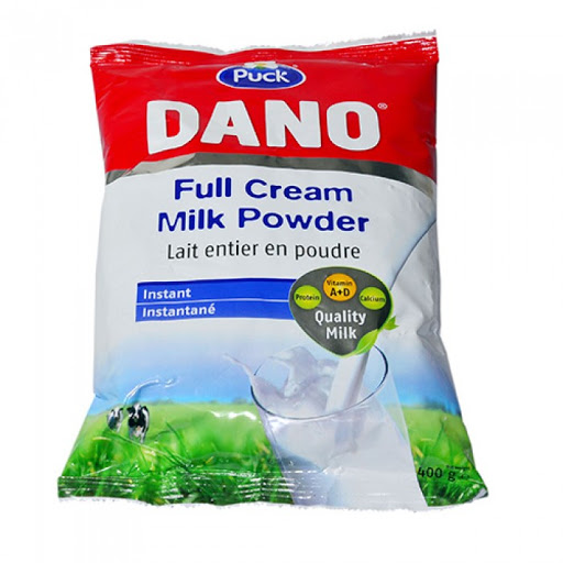Dano Full Cream Powder