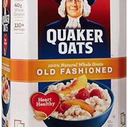Quaker Oats Old Fashion 2 Bags 2.26kg